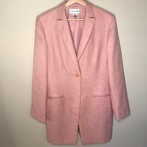 Jones New York Long Suit Coat